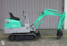 Yanmar mini backhoe loader
