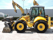 buldoexcavator New Holland B 115B