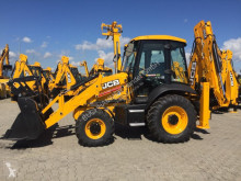 JCB backhoe loader