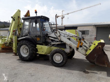 JCB 3CX4T backhoe loader