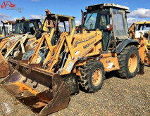Case 580 Super LE backhoe loader