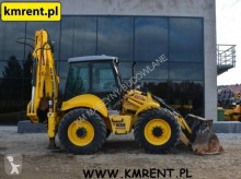 buldoexcavator rigid New Holland