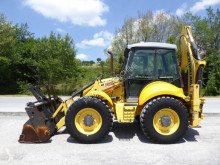tractopelle New Holland B 115 C