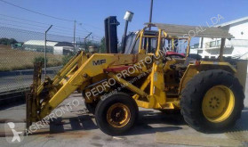 Massey Ferguson 50E backhoe loader