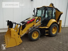 Caterpillar 428F backhoe loader