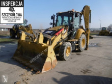 retroexcavadora Caterpillar