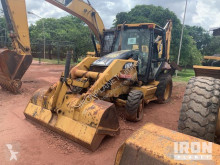 Caterpillar 416E backhoe loader