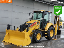 Caterpillar backhoe loader