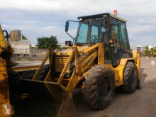 Benati rigid backhoe loader