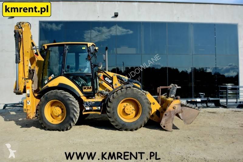 Fotók megtekintése Markológép Caterpillar 434F|KOMATSU WB97 CASE 695 NEW HOLLAND B115B CAT 444 F