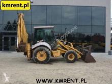 buldoexcavator rigid New Holland