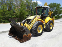 tractopelle New Holland B 115C