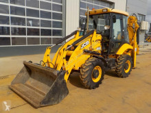 tractopelle JCB 2CX Streetmaster