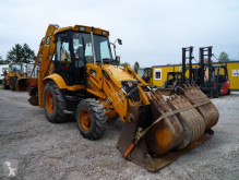 tractopelle JCB 3 cx 4in1