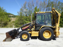 Caterpillar 428 D backhoe loader