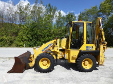 buldoexcavator Komatsu WB 70 A