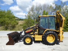 Caterpillar 432 D backhoe loader