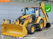 Caterpillar 432 F 2 Telescopic arm - Hammer line backhoe loader