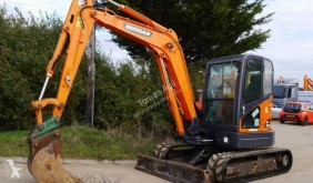 mini-tractopelle Doosan