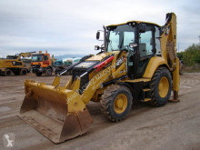 tractopelle Caterpillar 427 F 2