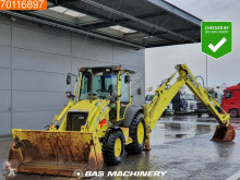 buldoexcavator Case 580 Super R 3 buckets - telescopic arm