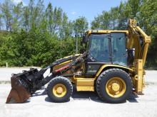 Caterpillar 438 D backhoe loader