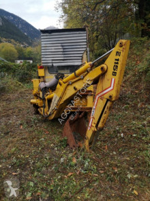 Fiat backhoe loader
