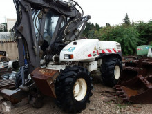 Mecalac 12MXT backhoe loader