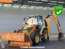 buldoexcavator Caterpillar 444F Nice and clean CE BACK HOE