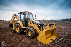 Caterpillar 428F2 backhoe loader