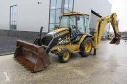 Caterpillar 424 D backhoe loader