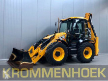 JCB 4 CX | Easy controls backhoe loader