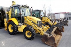 New Holland B100C Backhole loader