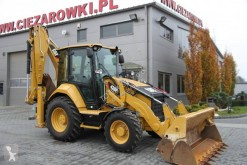 Caterpillar BACKHOE LOADER CAT 428F2 TURBO POWERSHIFT