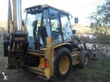 Caterpillar 432D 4x4 mixta