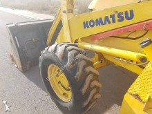 used Komatsu WB93R-2 rigid backhoe loader - n°2984957 - Picture 13