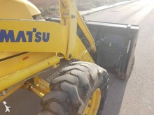 used Komatsu WB93R-2 rigid backhoe loader - n°2984957 - Picture 15