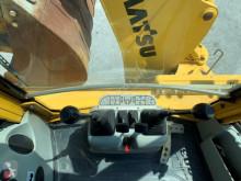 View images Komatsu WB97R backhoe loader