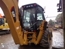 View images Caterpillar 420F backhoe loader