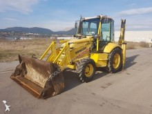 used Komatsu WB93R-2 rigid backhoe loader - n°2984957 - Picture 2