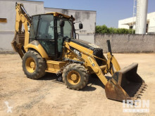 Vedeţi fotografiile Buldoexcavator Caterpillar 416E