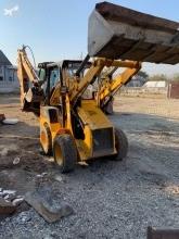 Vedeţi fotografiile Buldoexcavator JCB 1cx