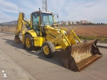 used Komatsu WB93R-2 rigid backhoe loader - n°2984957 - Picture 3
