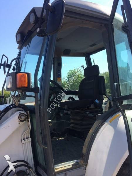 tractopelle rigide new holland lb 95 b lb95b