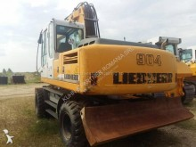 View images Liebherr A 904 Compact backhoe loader