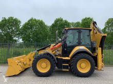 Bekijk foto's Graaflaadmachine Caterpillar 434F 2018 demo 990 hours