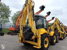 Voir les photos Tractopelle New Holland B115B