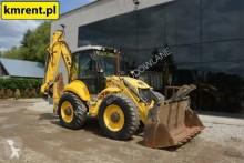 View images New Holland B115B LB115 CAT 444F JCB 4CX KOMATSU WB97 CASE 695 backhoe loader