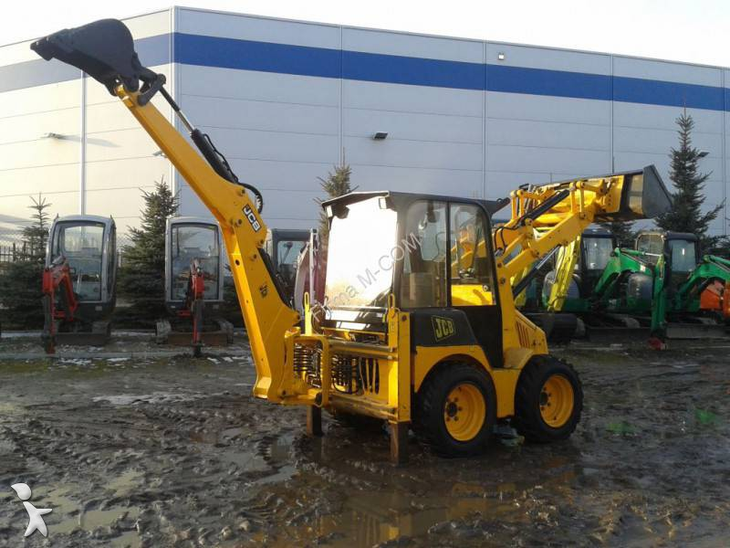 mini-tractopelle jcb 1cx jcb 1cx occasion