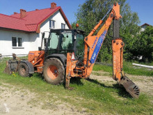 Voir les photos Tractopelle Fiat-Hitachi FT 800.2 TURBO - - 4 IN 1 BUCKET - TELESCOPIC ARM BACKHOE LOADER - TRACTO PELLE - BAGGER LADER